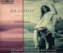 Fredrik Pacius (1809-1891): Die Loreley (Oper in deutscher Sprache), 2 CDs