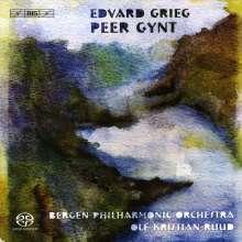 Edvard Grieg (1843-1907): Peer Gynt op.23, 2 SACDs