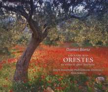 Daniel Börtz (geb. 1943): His Name Was Orestes (Oratorium), 2 CDs