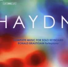 Joseph Haydn (1732-1809): Sämtliche Klavierwerke, 15 CDs
