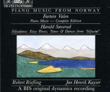 Fartein Valen (1887-1952): Sämtliche Klavierwerke, 2 CDs
