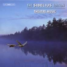 Jean Sibelius (1865-1957): The Sibelius Edition Vol.5 - Orchestermusik für das Theater, 6 CDs