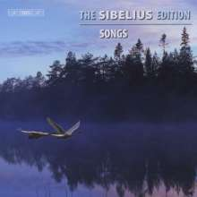 Jean Sibelius (1865-1957): The Sibelius Edition Vol.7 - Klavierlieder, 5 CDs
