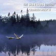 Jean Sibelius (1865-1957): The Sibelius Edition Vol.9 - Kammermusik II, 5 CDs