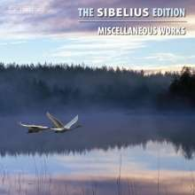 Jean Sibelius (1865-1957): The Sibelius Edition Vol.13 - Miscellaneous Works, 3 CDs und 1 DVD