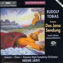Rudolf Tobias (1873-1918): Des Jona Sendung (Oratorium), 2 CDs