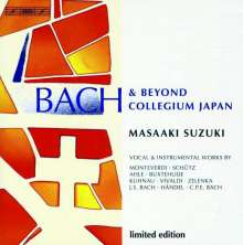 Bach & Beyond, 15 CDs