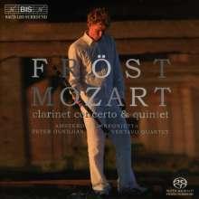 Wolfgang Amadeus Mozart (1756-1791): Klarinettenkonzert KV 622, SACD