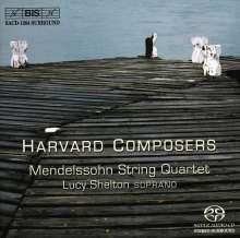 Mendelssohn String Quartet - Harvard Composers, SACD