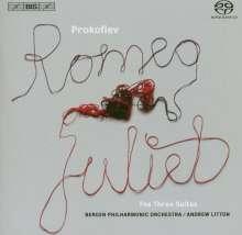 Serge Prokofieff (1891-1953): Romeo & Julia-Ballettmusik op.64a, Super Audio CD