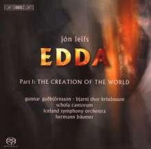 Jon Leifs (1899-1968): Edda (Oratorium), Super Audio CD