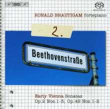 Ludwig van Beethoven (1770-1827): Sämtliche Klavierwerke Vol.2, SACD