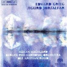 Edvard Grieg (1843-1907): Sigurd Jorsalfar - Bühnenmusik op.22, SACD