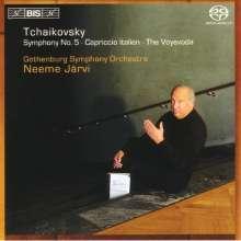 Peter Iljitsch Tschaikowsky (1840-1893): Symphonie Nr.5, Super Audio CD