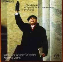 Peter Iljitsch Tschaikowsky (1840-1893): Symphonie Nr.2, SACD