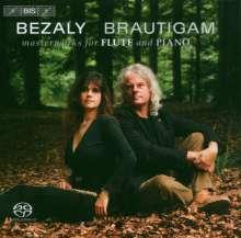 Sharon Bezaly - Meisterwerke für Flöte & Klavier Vol.1, SACD