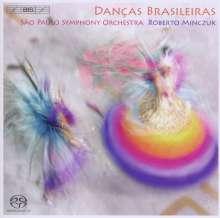 Sao Paolo Symphony Orchestra - Dancas Brasileiras, SACD