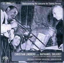 Christian Lindberg spielt Posaunenkonzerte, SACD