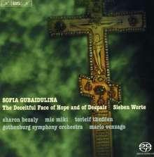 Sofia Gubaidulina (geb. 1931): Die sieben letzten Worte, SACD