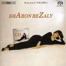 Sharon Bezaly - From A To Z Vol.3, Super Audio CD