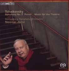 Peter Iljitsch Tschaikowsky (1840-1893): Symphonie Nr.3, SACD