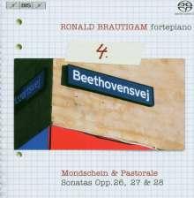 Ludwig van Beethoven (1770-1827): Sämtliche Klavierwerke Vol.4, Super Audio CD