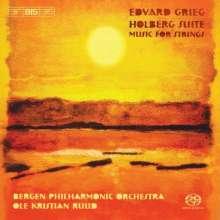 Edvard Grieg (1843-1907): Aus Holbergs Zeit-Suite op.40, SACD