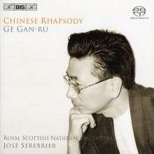 """Ge Gan-Ru (geb. 1954): Klavierkonzert """"Wu"""", Super Audio CD"""