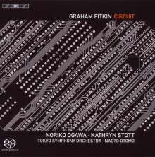 Graham Fitkin (geb. 1963): Circuit für 2 Klaviere & Orchester, SACD