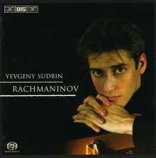 Sergej Rachmaninoff (1873-1943): Klaviersonate Nr.2 op.36, SACD