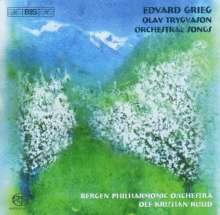Edvard Grieg (1843-1907): Olav Trygvason op.50 (Opernfragmente), SACD