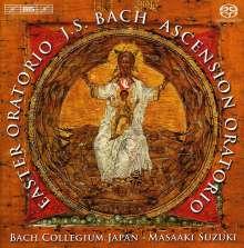 Johann Sebastian Bach (1685-1750): Osteroratorium BWV 249, SACD