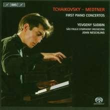 Nikolai Medtner (1880-1951): Klavierkonzert Nr.1, SACD