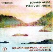 Edvard Grieg (1843-1907): Peer Gynt-Suiten Nr.1 & 2, SACD