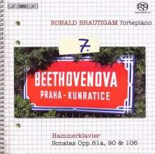 Ludwig van Beethoven (1770-1827): Sämtliche Klavierwerke Vol.7, SACD