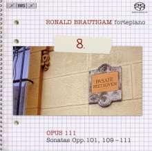 Ludwig van Beethoven (1770-1827): Sämtliche Klavierwerke Vol.8, Super Audio CD