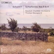 Franz Schubert (1797-1828): Symphonien Nr.8 & 9, SACD