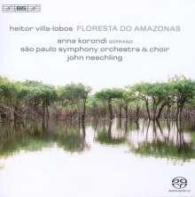 Heitor Villa-Lobos (1887-1959): Floresta do Amazonas, SACD