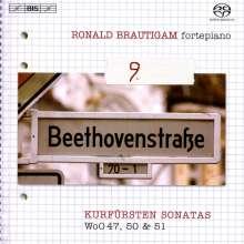 Ludwig van Beethoven (1770-1827): Sämtliche Klavierwerke Vol.9, SACD