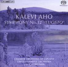 Kalevi Aho (geb. 1949): Symphonie Nr.12, SACD