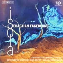 Sebastian Fagerlund (geb. 1972): Klarinettenkonzert, Super Audio CD
