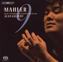 Gustav Mahler (1860-1911): Symphonie Nr.9, Super Audio CD