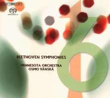 Ludwig van Beethoven (1770-1827): Symphonien Nr.1 & 6, SACD