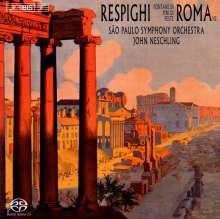Ottorino Respighi (1879-1936): Fontane di Roma, SACD