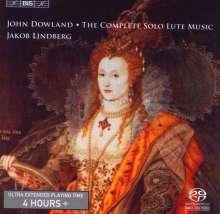John Dowland (1562-1626): Sämtliche Lautenwerke, Super Audio CD