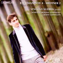 Nikolai Medtner (1880-1951): Klavierkonzert Nr.2, SACD