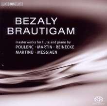 Sharon Bezaly - Meisterwerke für Flöte & Klavier Vol.2, SACD