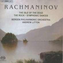 Sergej Rachmaninoff (1873-1943): Die Toteninsel op.29, Super Audio CD