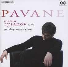 Maxim Rysanov - Pavane, Super Audio CD