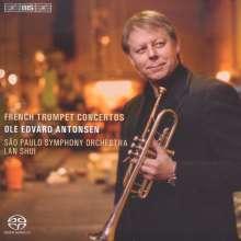 Ole Edvard Antonsen - French Trumpet Concertos, SACD